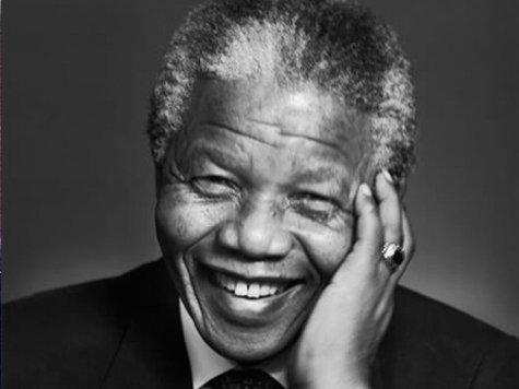 Leadership, photo of Nelson Mandela