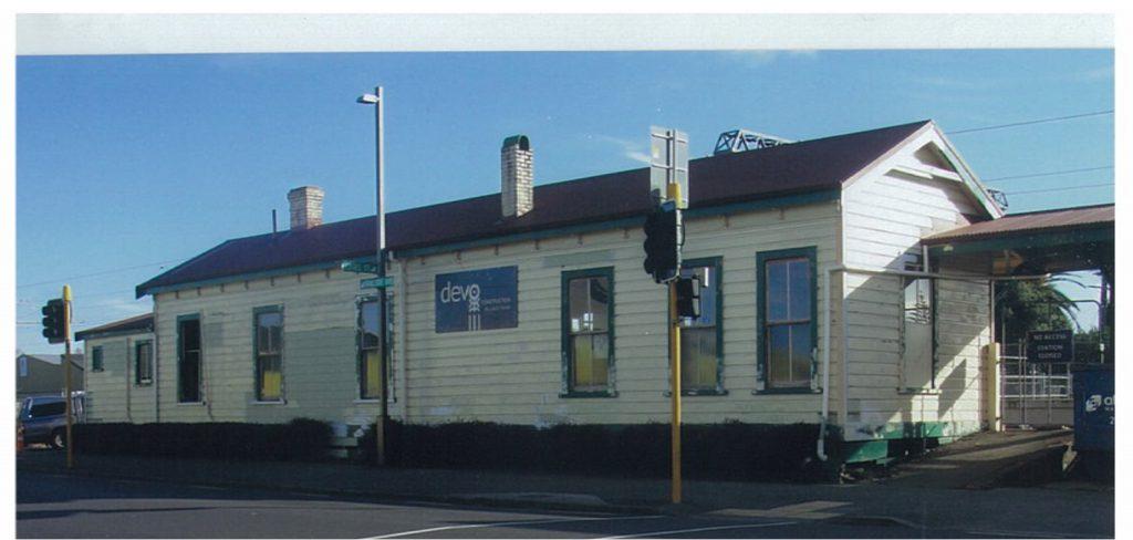 Henderson Railway Station