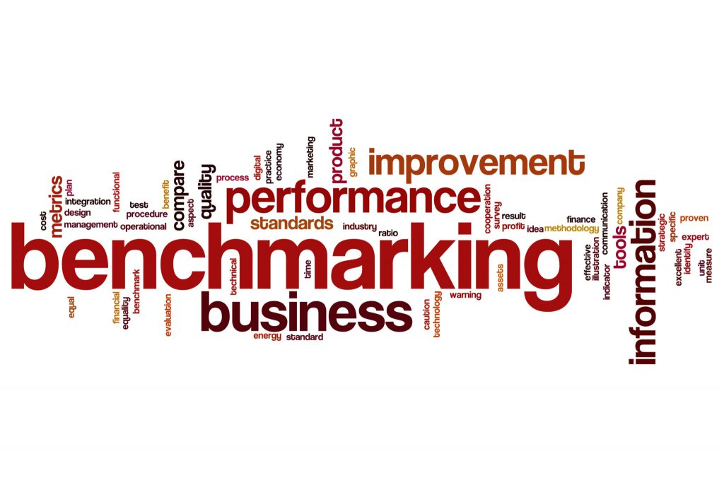 Industry benchmarking, keywords related to bench marking