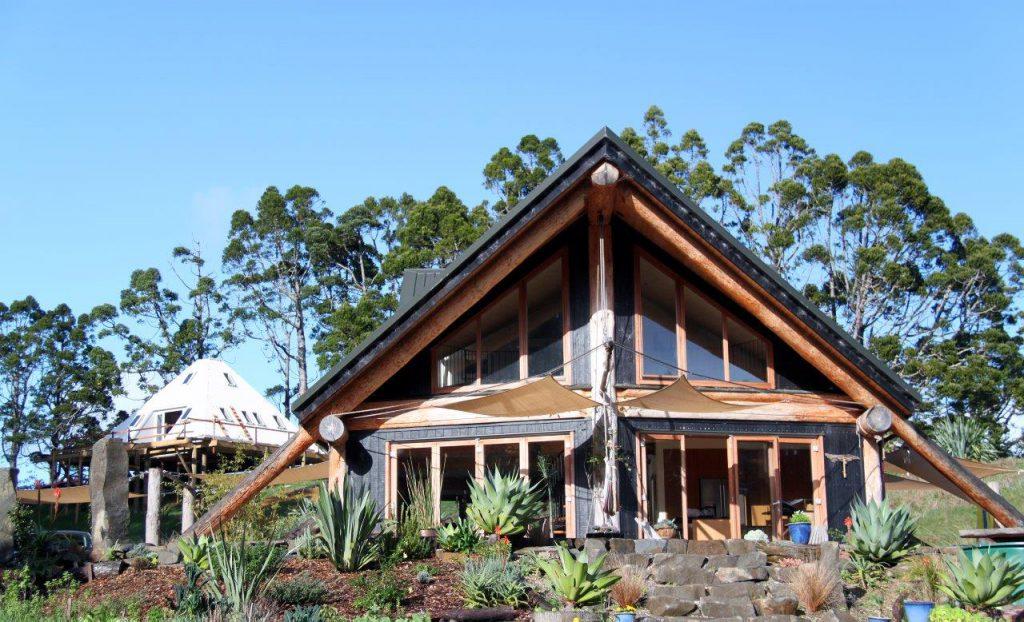 Tehuia Log Homes