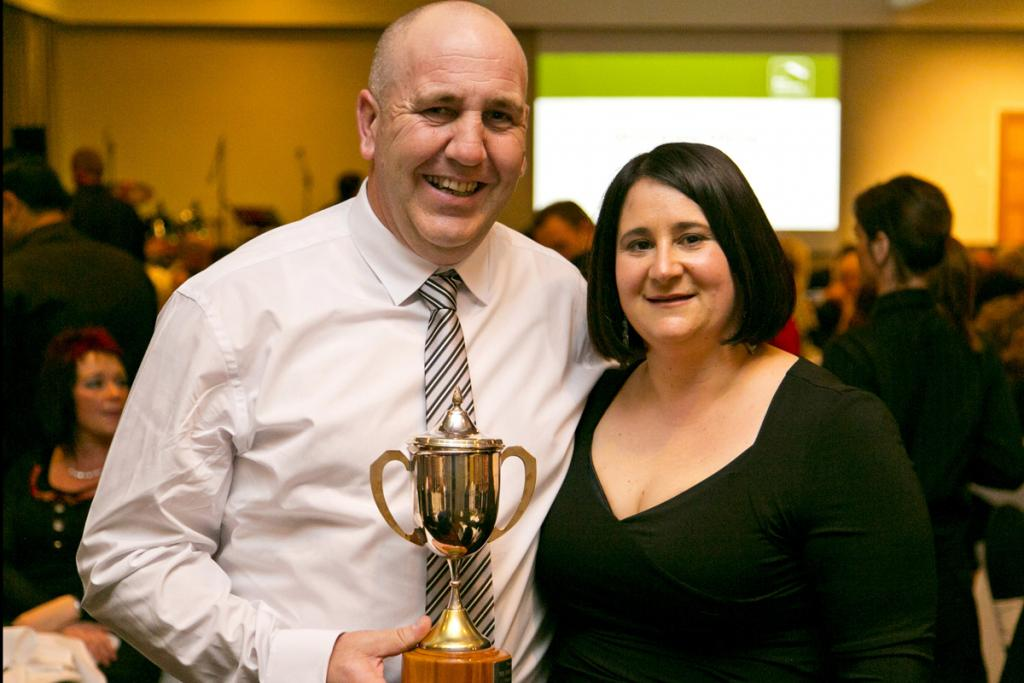 Rozita and Aaron, Airport Harbour View Motel Awards