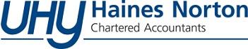 UHY Haines Norton Logo