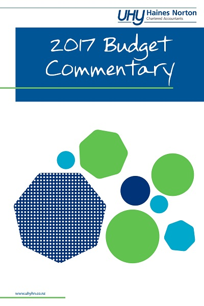 budget commentary 2017
