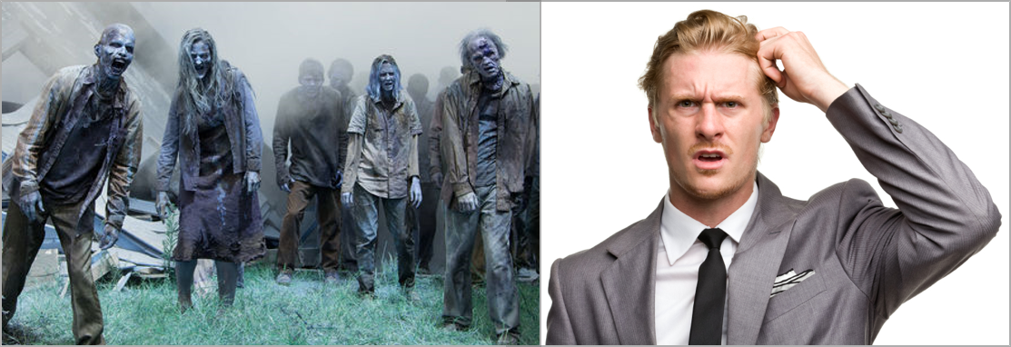 Business Owners and Zombie Apocalypse Survivors - similarities