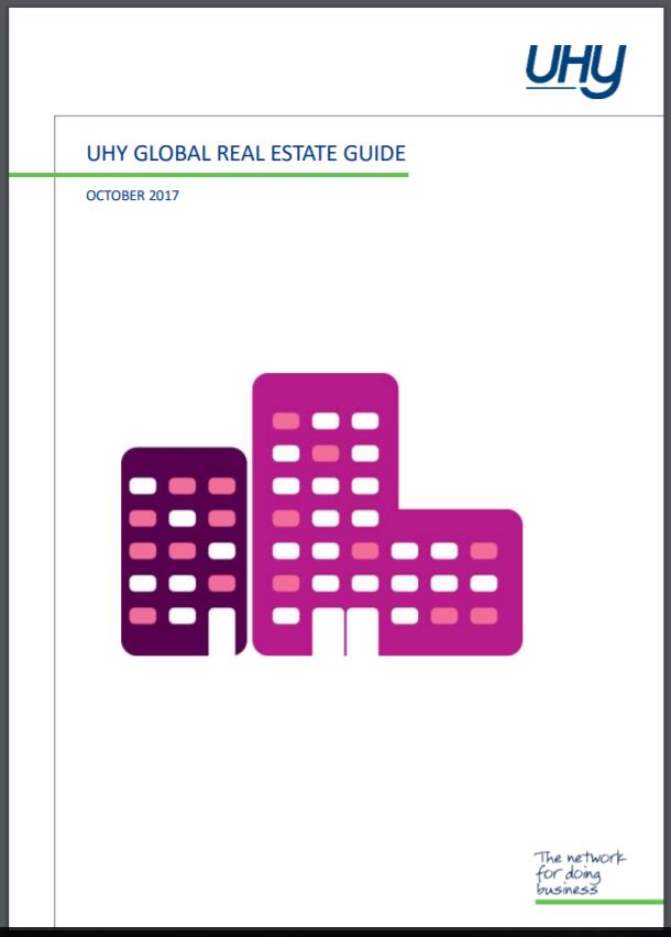 UHY Global Real Estate Guide 2017