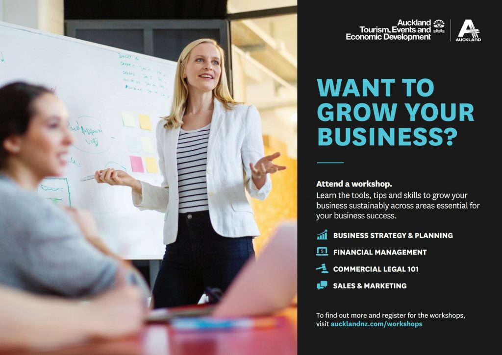 Running Your Business Workshops picture