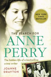 Joanne Drayton Anne Perry biography cover picture