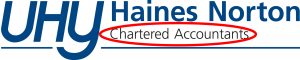 UHY Haines Norton Chartered Accountants logo