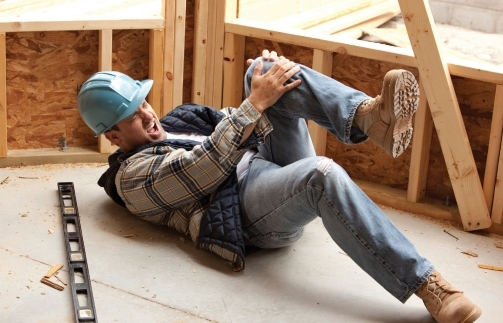 Business insurance for unexpected accidents in the workplace