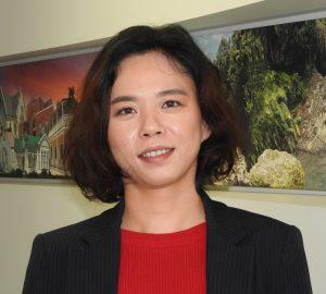 UHY staff member Katy Hua