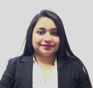 UHY staff member Meghna Gupta