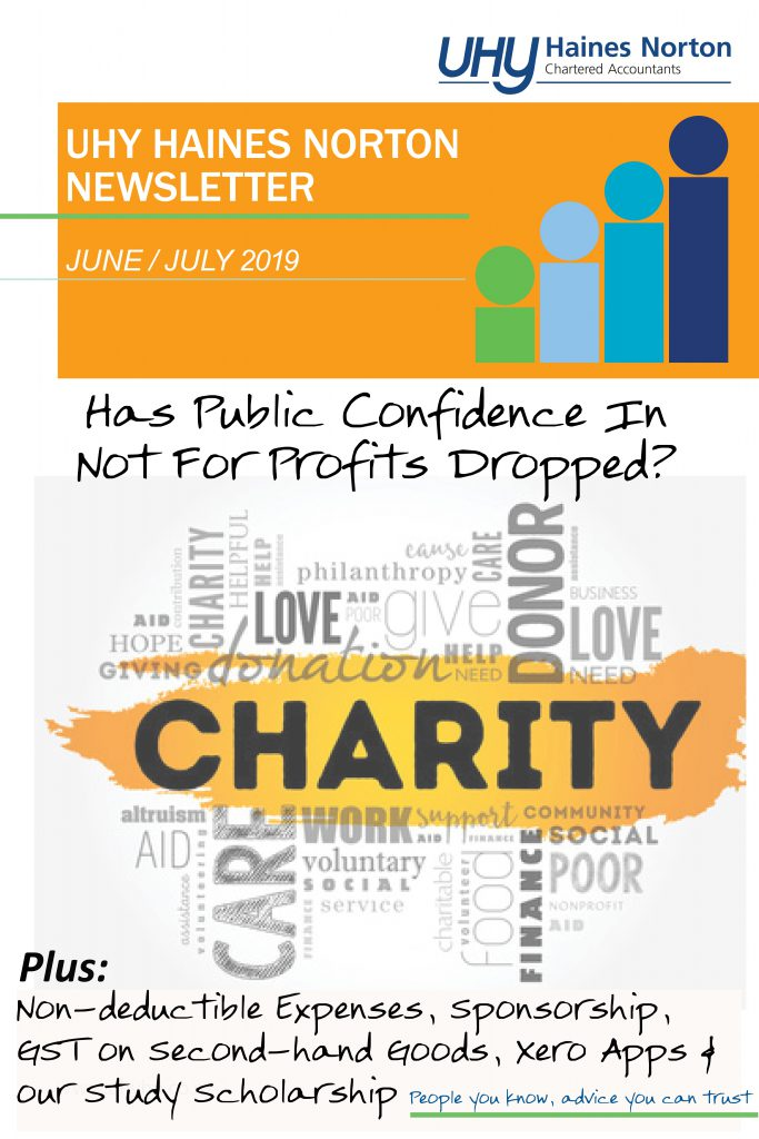 UHY Haines Norton Newsletter June/July 2019