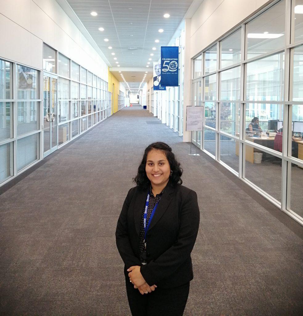 UHY Haines Norton Study Scholarship Winner Shona Mani