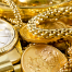 high value goods, watch, gold chains, coins